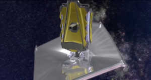 Телескоп Джеймса Вебба