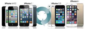 обмен смартфона на новый iphone