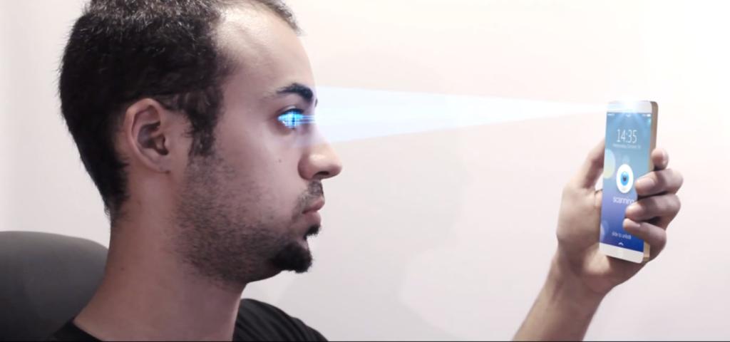 сканер сетчатки