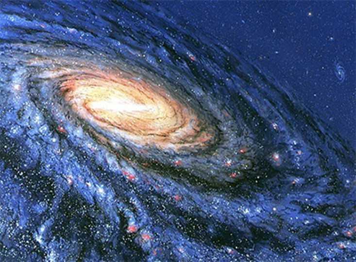 черная дыра млечный путь