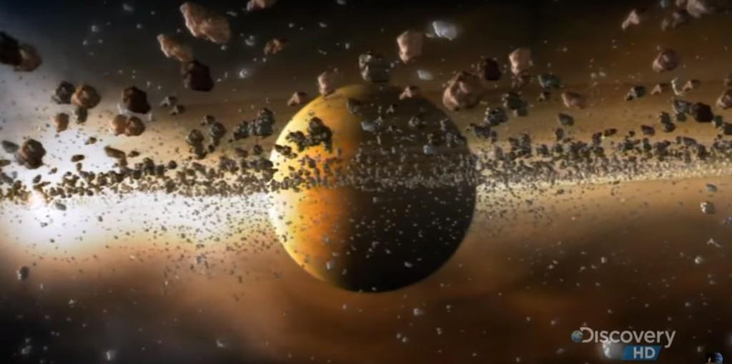 планеты частицы