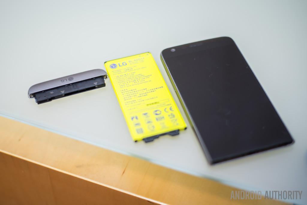 LG-G5 модули