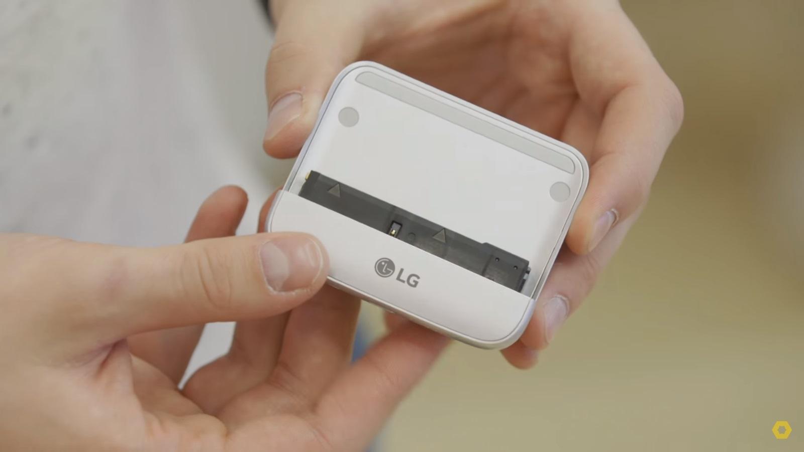 модуль камера lg g5