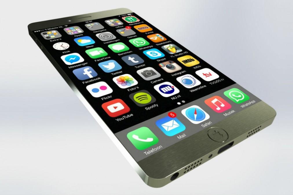 айфон 8 внешний вид