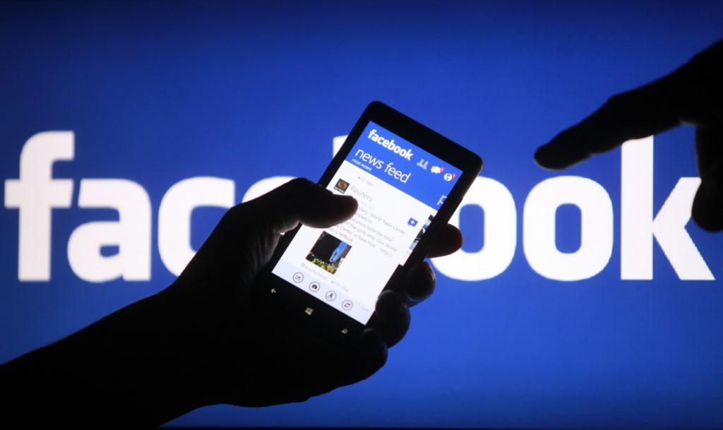 Фейсбук в россии