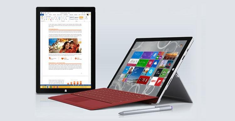 дисплей Surface Pro 5