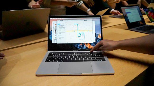 MacBook Pro обзор