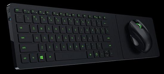 чем удобна беспроводная клавиатура