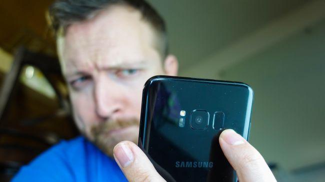 Samsung Galaxy S8 Plus - обзор, характеристики