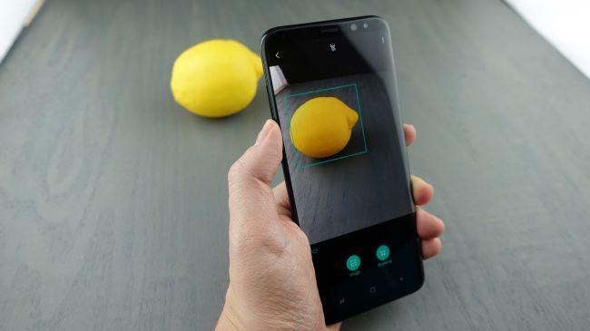 Samsung Galaxy S8 Plus - камера
