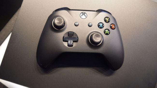 Xbox One X - обзор, характеристики