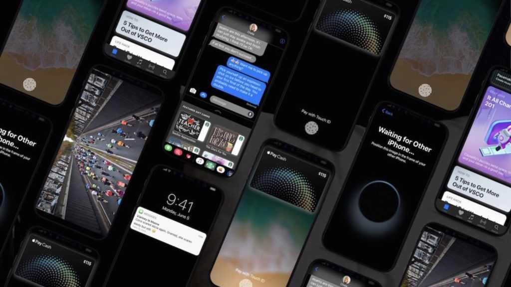 iOS 11 - обзор, список устройств