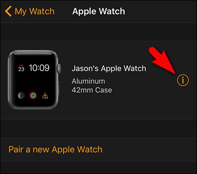 Как найти потерянные apple-watch?
