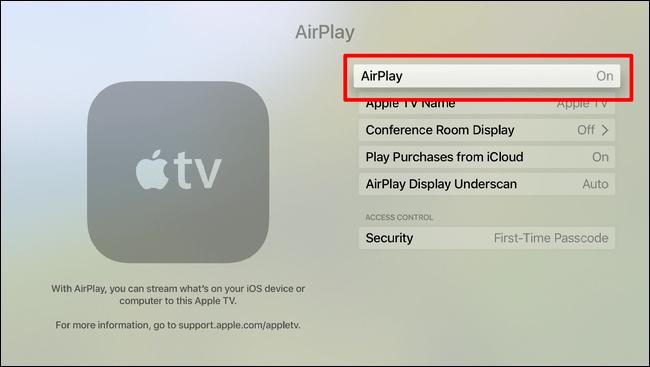 Как отобразить содержимое вашего Mac,iPhone или iPad на Apple TV