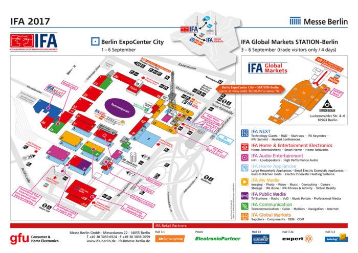 IFA 2017 - дата проведения, анонсы, новинки телефонов