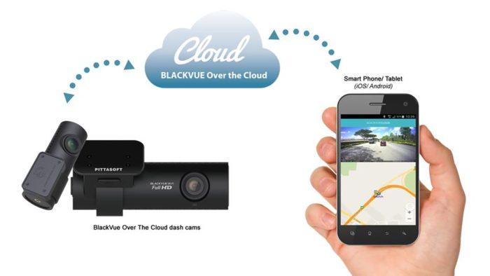 BlackVue DR650S-2CH – корейский премиум-регистратор с облачными сервисами