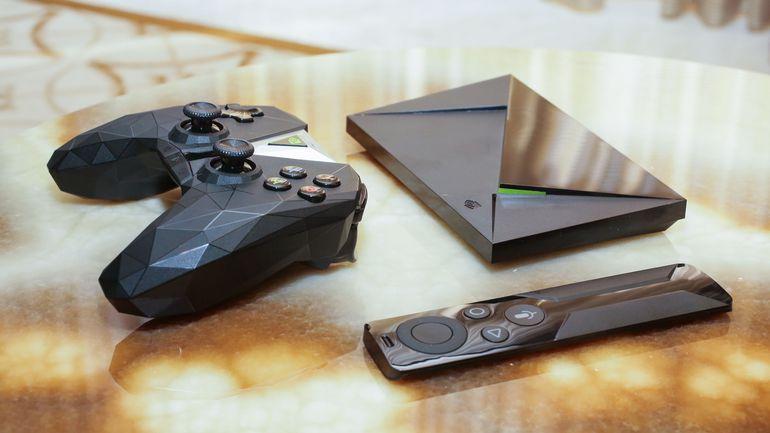 Обзор Nvidia Shield 2017