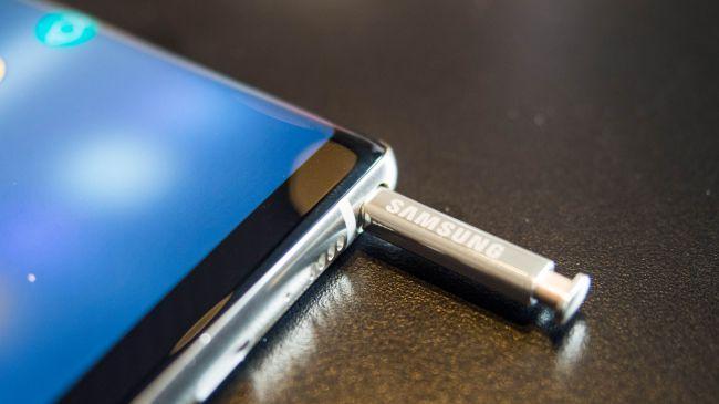 Samsung Galaxy Note 8 - обзор, цена, дисплей, камера, аккумулятор