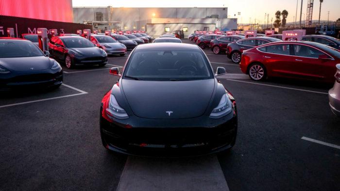 Дата выпуска Tesla Model Y
