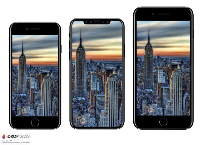 iPhone X (iPhone 10) - обзор, дата выхода, цена, дизайн