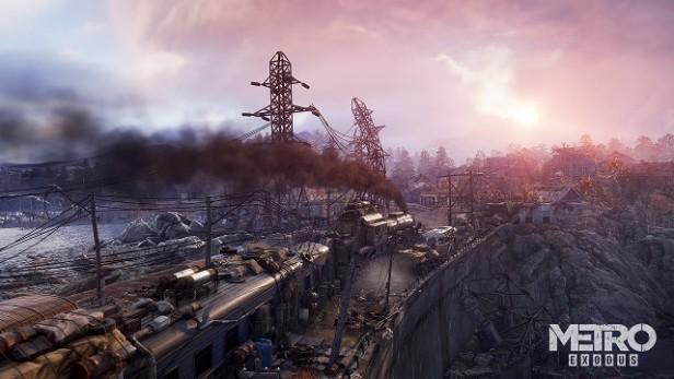 Metro Exodus - дата выхода, трейлер, геймплей