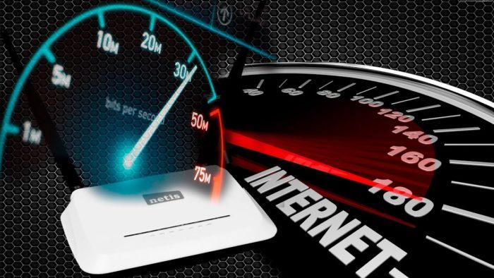 Скорость Интернет