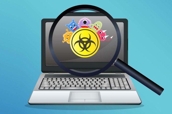Как почистить ноутбук и компьютер от вирусов самостоятельно